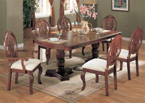 formal cherry dining room sets formal dining room sets formal dining table and chairs