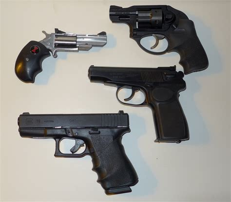 handguns for self defense part two