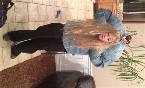 headless girl illusion costume  minute costume ideas