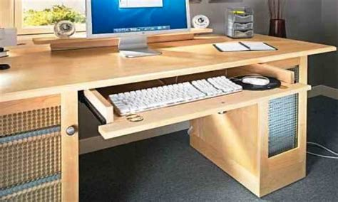 office desk with adjustable keyboard tray modular computer desks adjustable keyboard tray