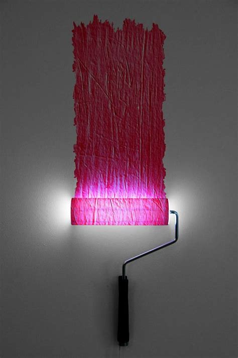 paint rollers with designs paint roller l by natalie sson lighting design