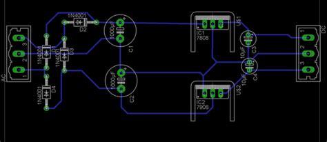 layout verbeteren raad voor eerste pcb layout forum circuits online