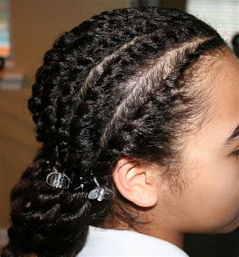 flat twist edges step by step guide to flat twisting for black hair