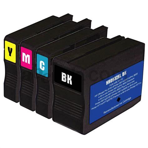 Murah Hp Ink Cartridge 932xl Black hp cn053an 932xl oem original high yield black inkjet