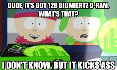 South Park Funny Memes - sony s e3 2013 dleemanners