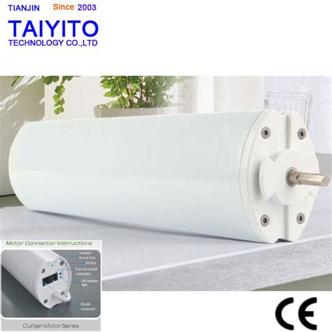 curtain remote control system taiyito electric curtain motor electric curtain system