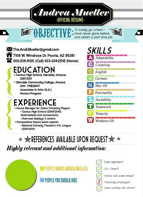 Resume Jokes 19 Best Images About Resumes On Colleges Jokes And Graphic Designer Resume