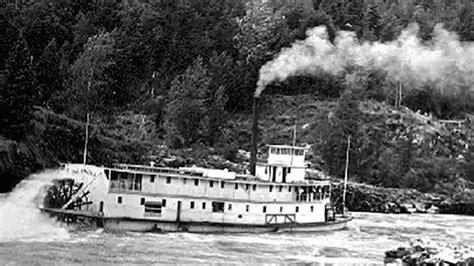 quien invento el barco a vapor el barco de vapor espa 241 ol youtube