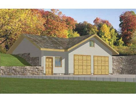 hillside garage plans hillside garage google search for the home pinterest