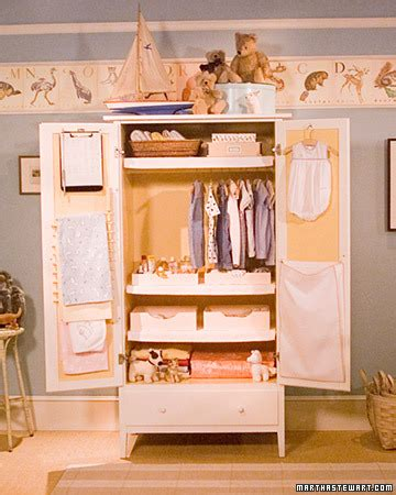 Armoire For Baby Aprons And Apples Re Purpose An Armoire Or Stand