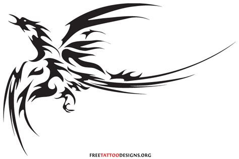 simple phoenix tattoo designs popular pictures best popular tribal tattoos