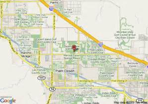 map of palm desert california map of california palm desert deboomfotografie