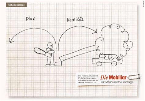 Versicherung Von Motorrad Auf Auto by Foto Mobiliar Skizze 1 Jpg Vom Artikel Schadenskizzen
