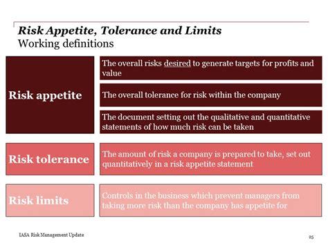 risk management industry update ppt video online download