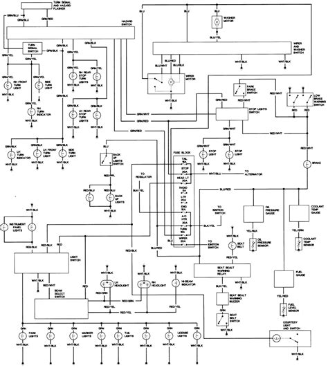 wrg 1669 75 series landcruiser headlight wiring diagram