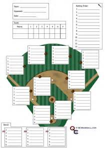 T Lineup Template by Baseball Lineup Tool Colonial Sports Ministry