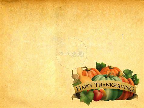 Happy Thanksgiving Sermon Presentation Fall Thanksgiving Thanksgiving Powerpoint Slides