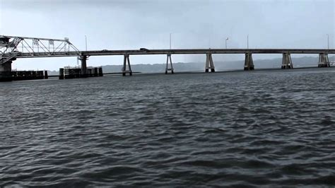prince of tides boat tour beaufort beaufort river water spout youtube