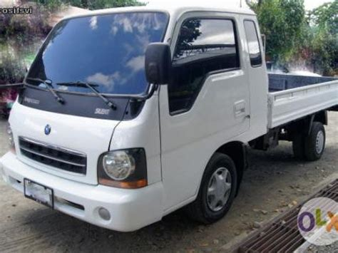 Kia Motors Davao Used Kia Bongo Bed 2012 Bongo Bed For Sale
