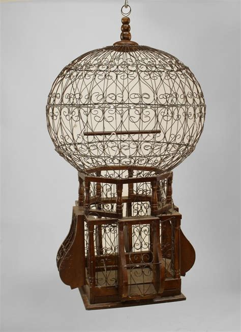 victorian bird cages hanging bird cages