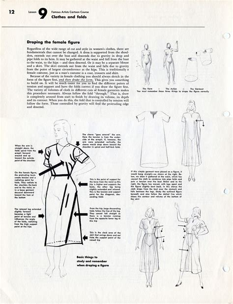 pattern drafting notes academy of art character and creature design notes tuto