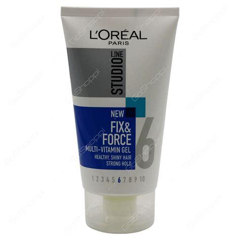 Loreal Hair Vitamin loreal studio line fix and 6 multi vitamin gel