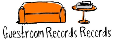 guest room records guestroom records records logo the lost ogle