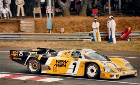 Porsche Klaus by Porsche 956 Klaus Ludwig Le Mans 1985 Winner Atlanta
