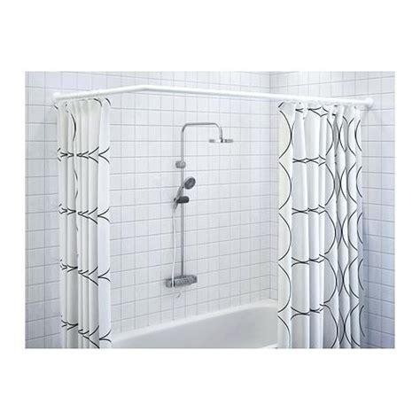 barre baignoire angle tringle rideau de sans per 231 age ferme artella