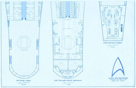 uss enterprise floor plan deck plans uss eclipse picture images frompo