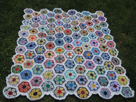 crochet pattern african flower african flower crochet a little craft