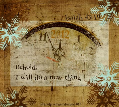 new year things behold cafe devotions