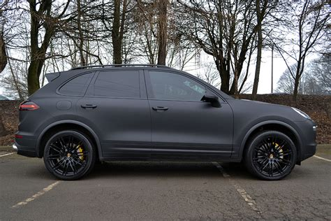 porsche cayenne matte black could this be the most beautiful car steemit
