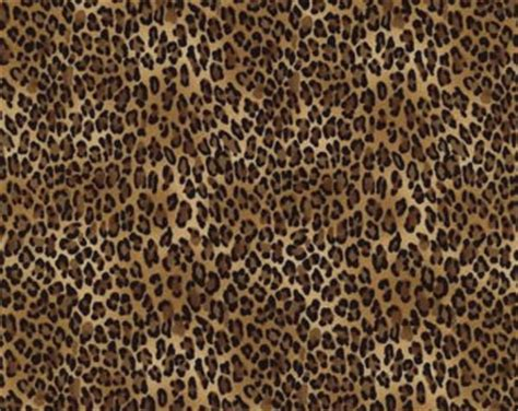 Animal Print Items To Go For by Leopard Print Etsy