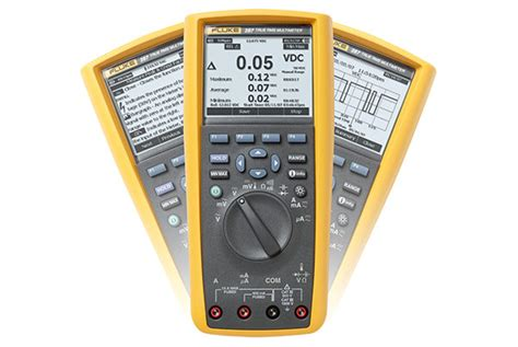 Multimeter Fluke 287 fluke 287 true rms electronics logging multimeter