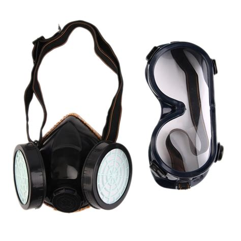 Masker Chemical aliexpress buy new protection filter dual gas mask