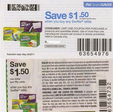 Swiffer Coupons Printable 2018 swiffer printable coupons march 2018