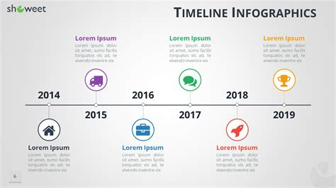 free powerpoint timeline template timeline infographics templates for powerpoint