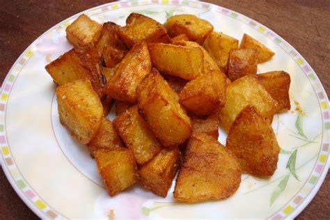 moroccan deep fried potatoes recipe