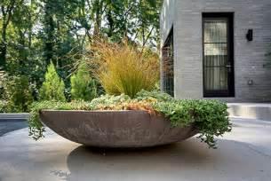 large outdoor planter bowls diy bike rack truck