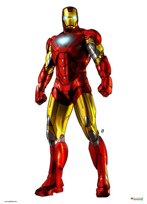 iron man kid super hero iron man