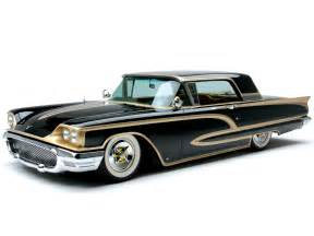the amazo effect 1958 ford thunderbird mexican blackbird