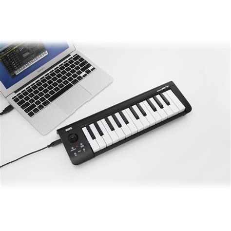 Keyboard Korg Micro korg microkey 25 key usb midi keyboard at gear4music