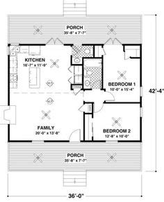 650 Square Feet To Meters I Like This Floor Plan 700 Sq Ft 2 Bedroom Floor Plan