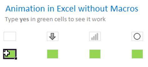 excel tutorial animation excel vba conditional formatting icon sets icon sets in