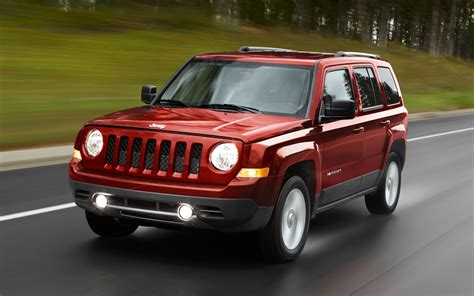 Jeep 2012 Recalls 2012 Jeep Patriot Front Three Quarter Photo 5