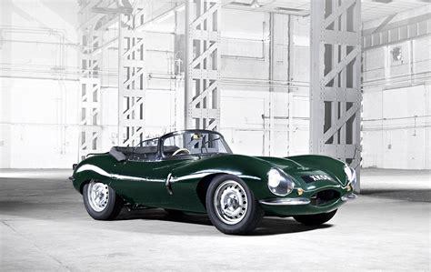 Where Is Jaguar Cars Made Jaguar To Make Nine Ultra Exclusive Xkss Sports Cars