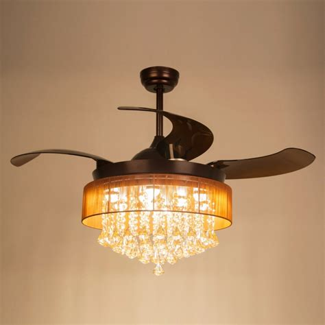 42 inch bronze ceiling fan with light 42 inch modern led chandelier bronze ceiling fan