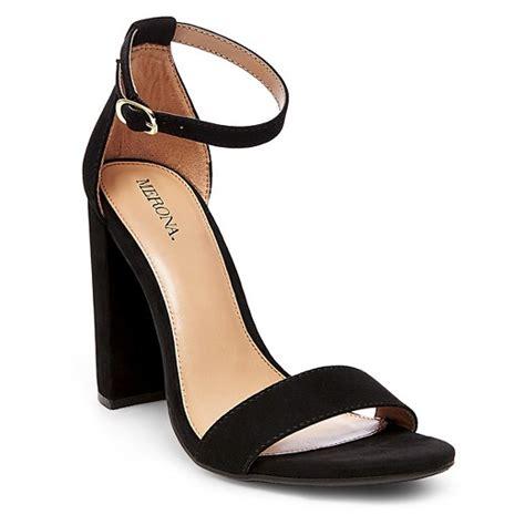 s lulu block heel sandals merona target