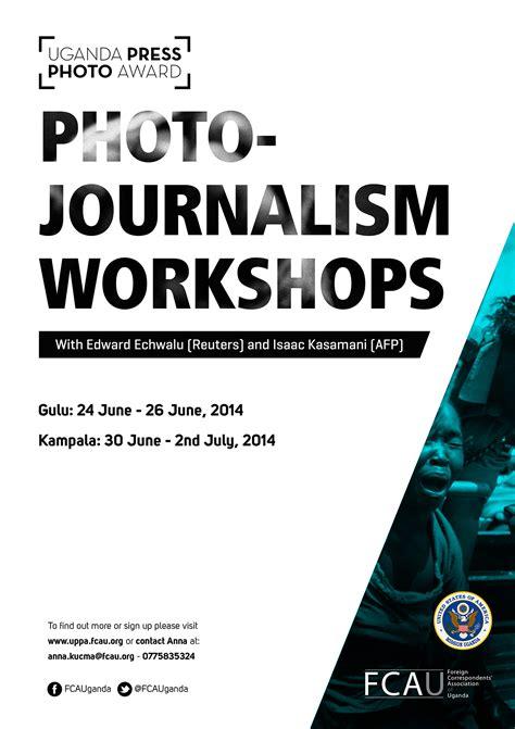 werkstatt poster foreign correspondents association of uganda